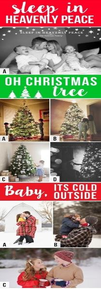 Christmas Photo Cards Ideas