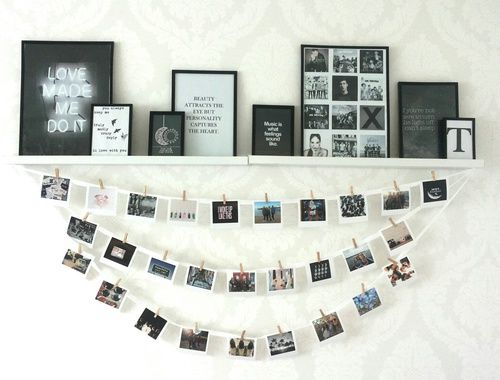 Photo Wall Hanging Ideas